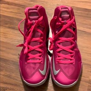 a2fe87c2c825 Men s Breast Cancer Awareness Nike Shoes on Poshmark